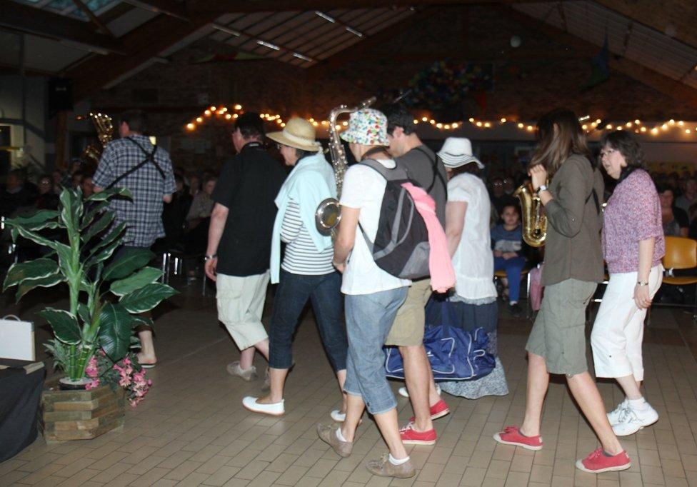 les-sax 2012 dans Harmonie de Beuvry