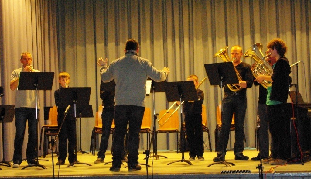 Audition de l'école de musique et remise des diplomes dans Festivités cuivres