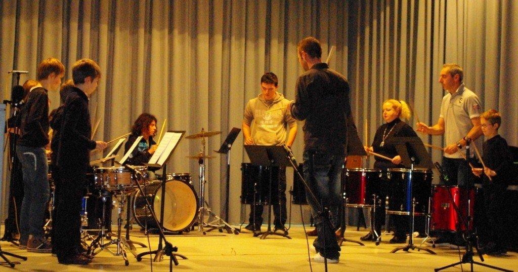 percussions 2013 dans Harmonie de Beuvry