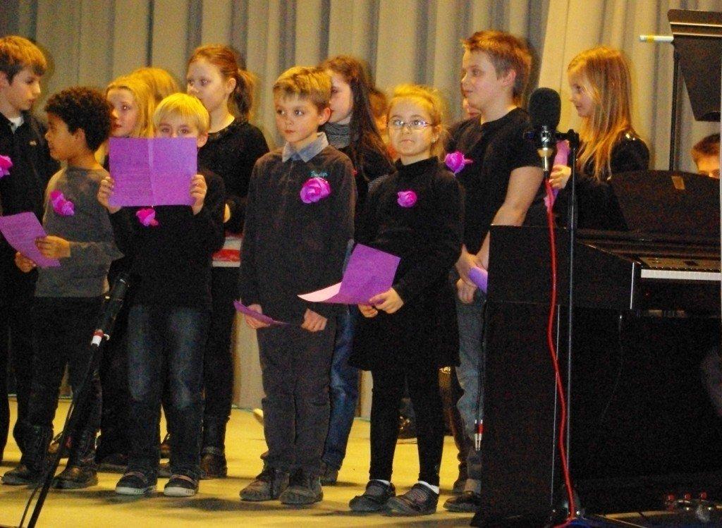 petits-chanteurs enfants
