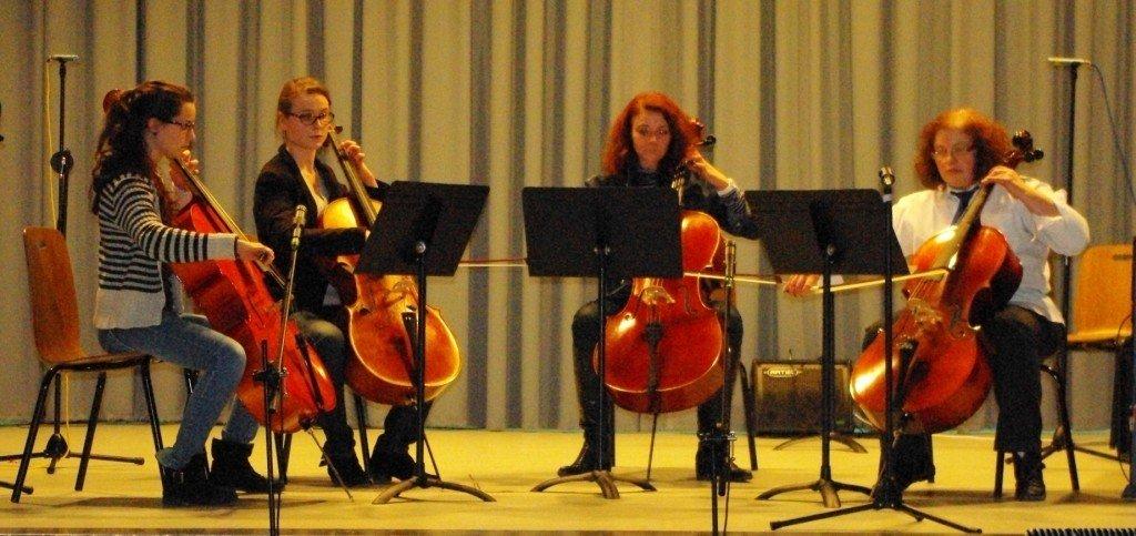 violoncelles beuvry dans Musique