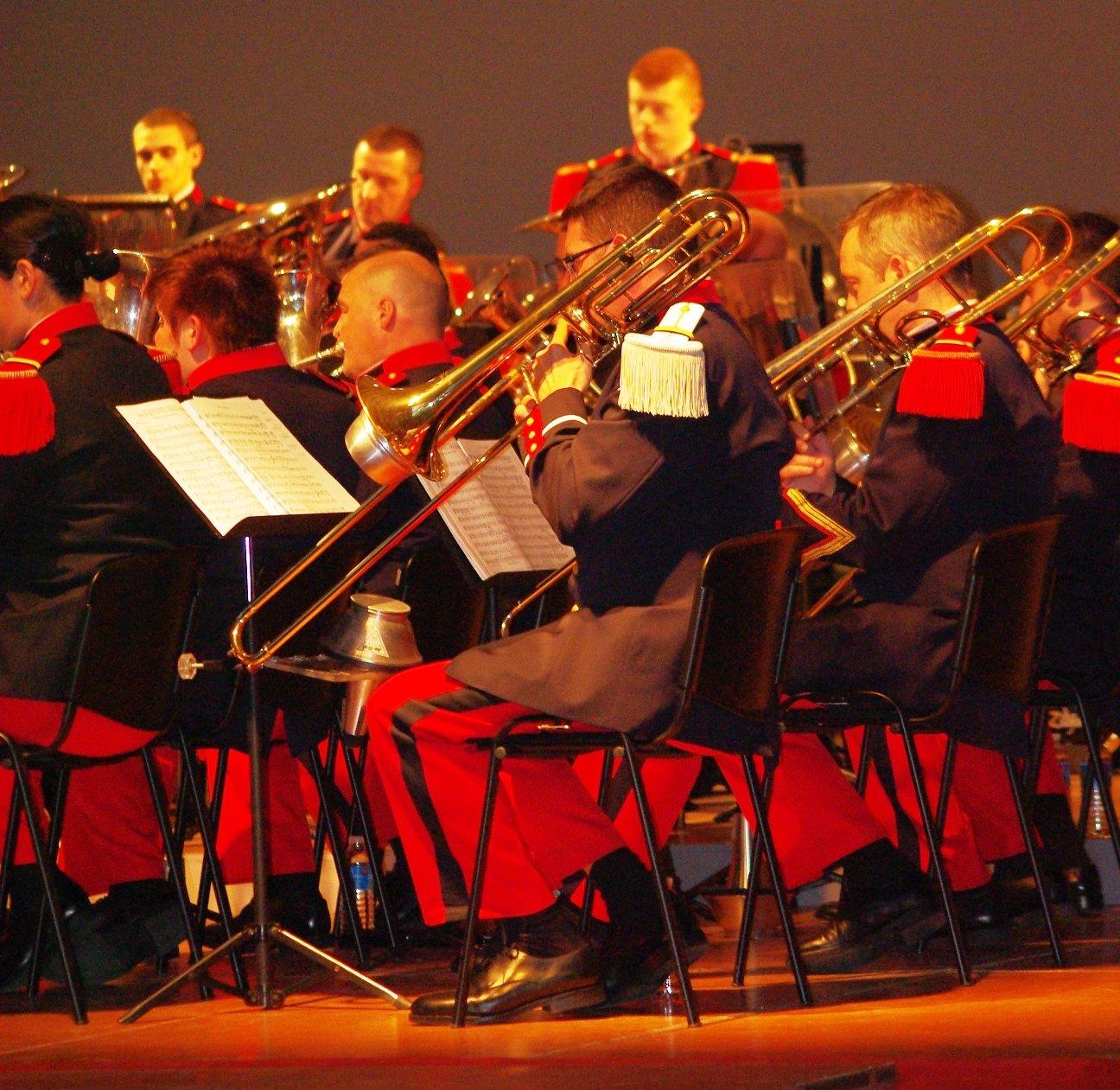 Photos du concert de la Musique des Forces terrestres à Beuvry dans Festivités concert-du-43e-5-avril-2014-beuvry-4
