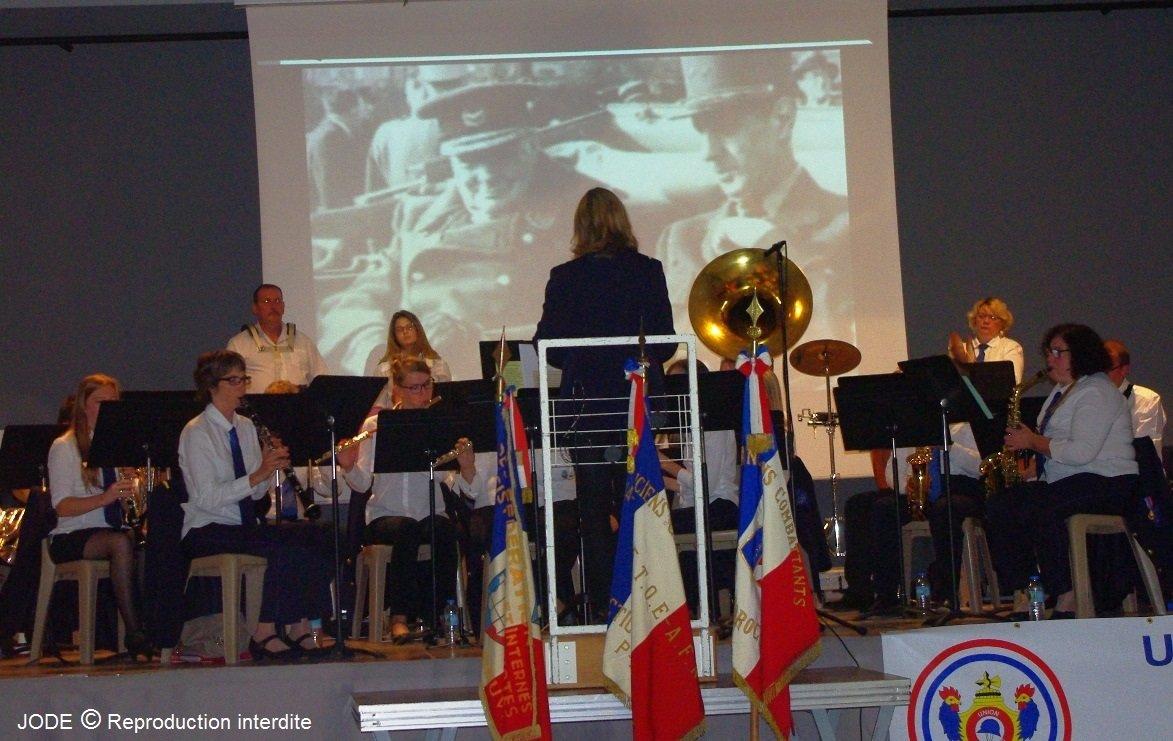 beuvry libération commémoration 2015