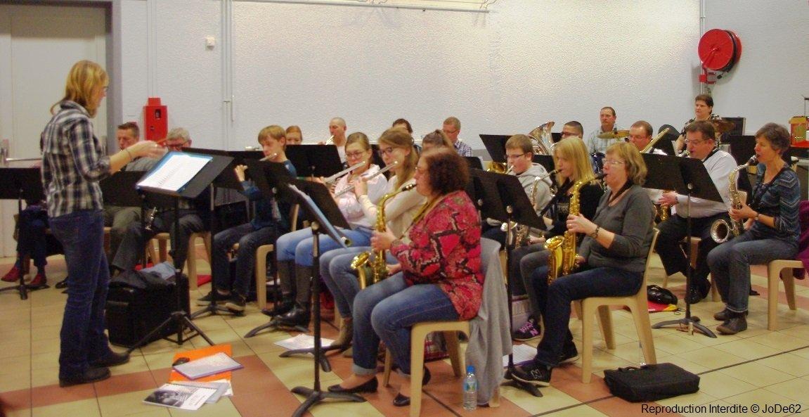 harmonie de Beuvry 2015