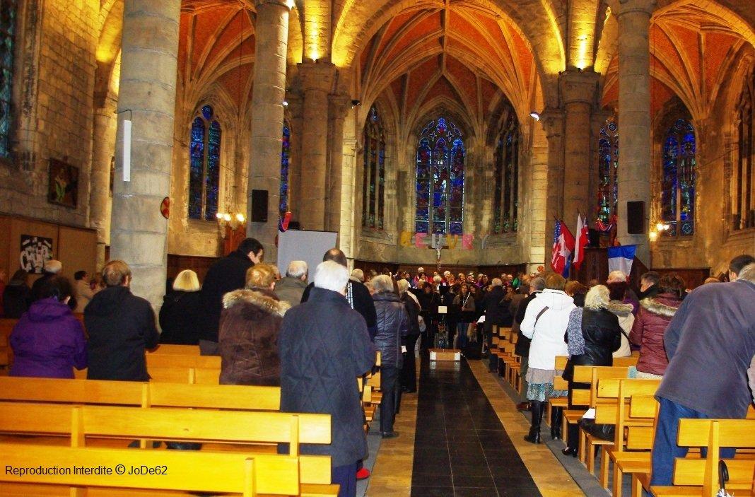 Eglise Saint Martin Beuvry