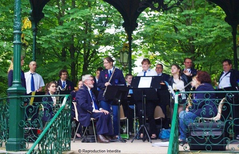 harmonie de Beuvry à Béthune