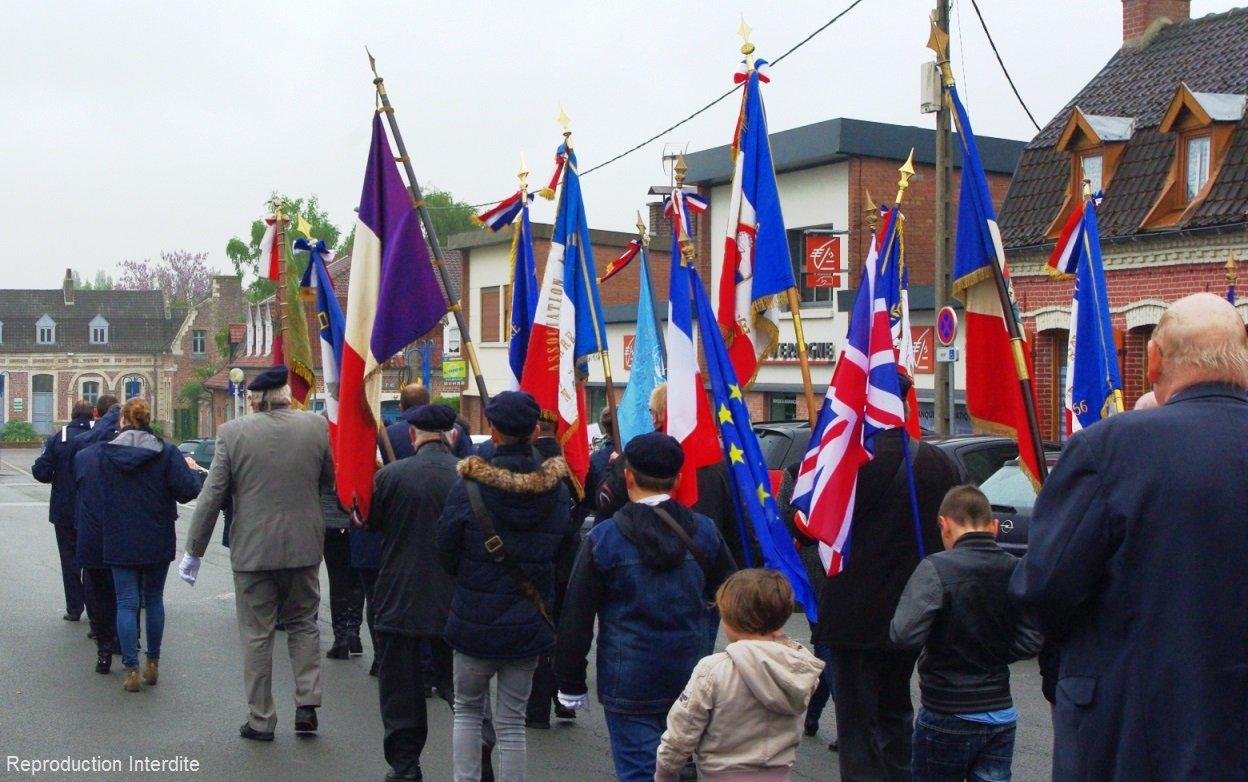 défilé 8 mai