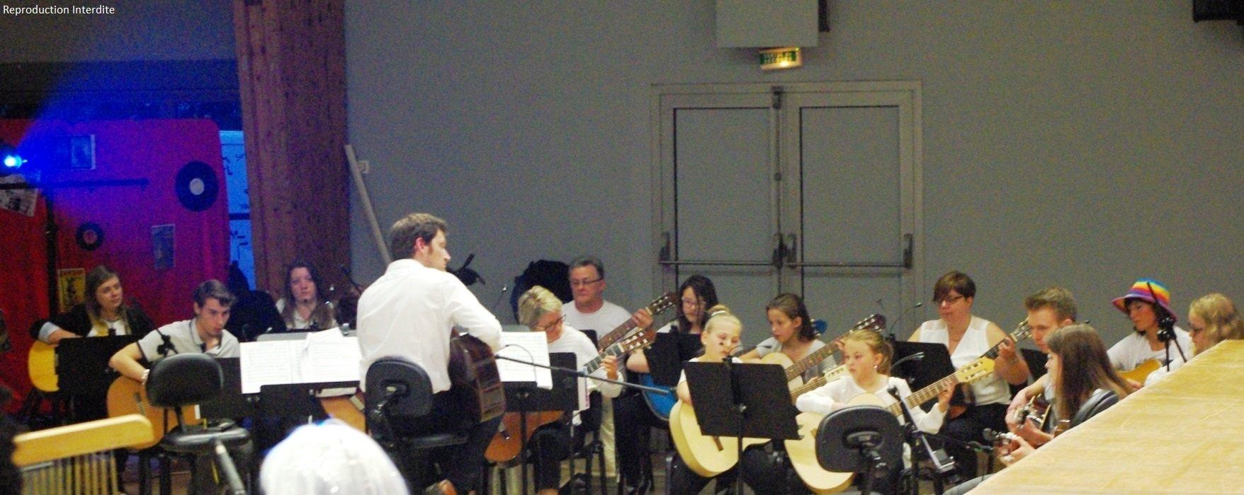 école de musique de Beuvry