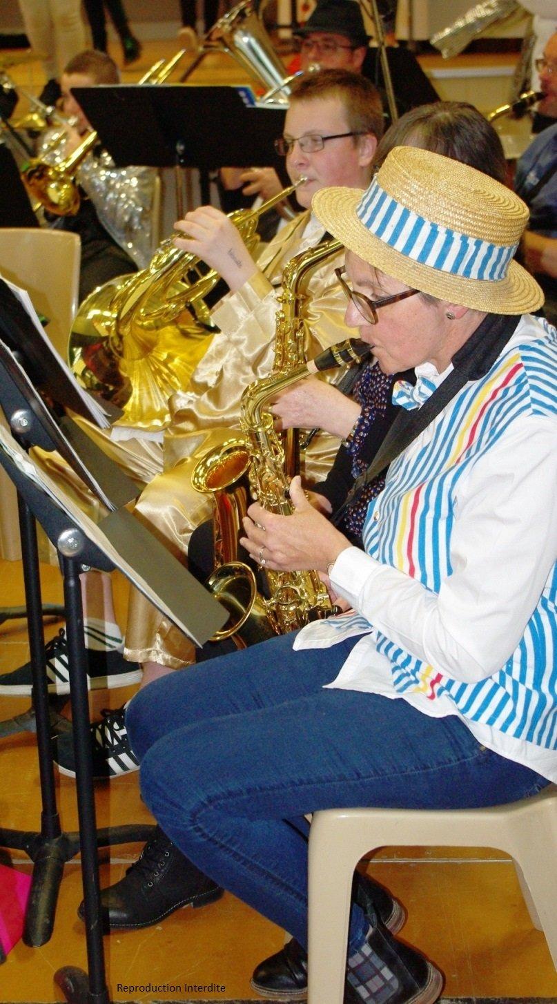 concert harmonie de Beuvry
