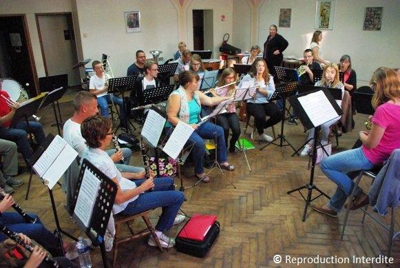 La rentrée pour tous dans Harmonie de Beuvry repetition-2017-2