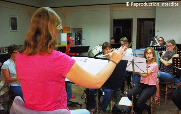 répétition harmonie