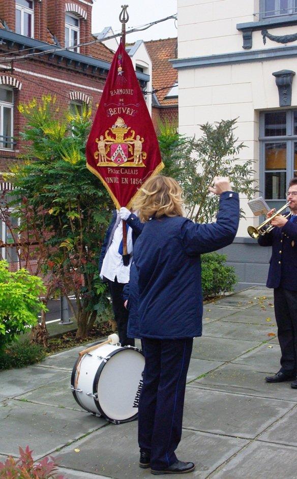 cérémonie Beuvry 62660