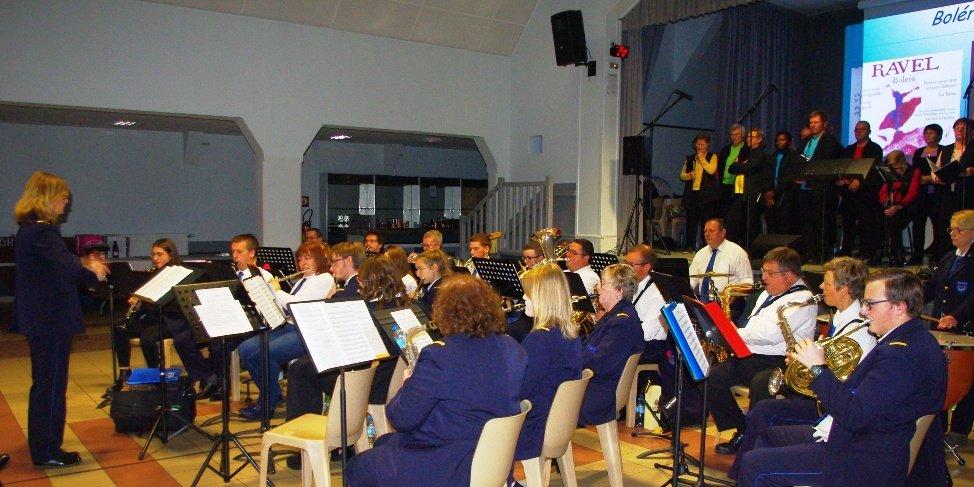 concert de sainte Cécile Beuvry